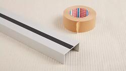 Tesa 4310 - odstranění pásky beze zbytku
