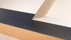 Tesa 4310 - odstranění pásky detail