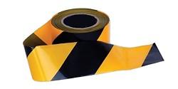 Vytyčovací páska - žlutočerná